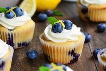 Muffins en cupcakes