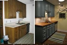 Remarkable Before and Afters / Updates and Renovations that will make you take a second look.