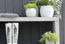Home Sweet Home - Garden