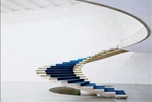 Stunning Staircases / When you see a staircase like any of these, you just have to see what is at the top!
