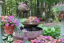 """Landscaping and Curb Appeal / Ideas to make your yard """"Pop"""""""