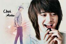 Shinee +minho