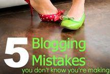 Blogging Mechanics / The mechanics of how to be a better blogger.