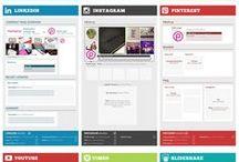 Социальные сети: общие рекомендации и правила