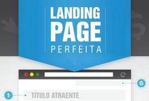 Landing Pages Посадочные страницы лендинги / Шаблоны, правила создания, конструкторы