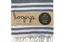 DOUBLE STRIPE TURKISH TOWELS / Premium Turkish Towels perfect for Beach, Bath, Travel, Home Decor and everyday use.
