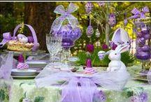 Пасха / Рецепты и дизайн интерьера. Мастер-классы: декор (декупаж, вязание крючком и спицами), кружева, цыплята из ниток, варианты окраски яиц, корзинки, веночки