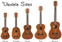 Ukulele / The Ukulele is Fun and Easy to learn :)