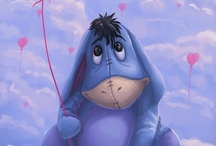 ~ Crystals Eeyore ~ / Simply because Crystal likes all sorts of Eeyore's... / by Angeni