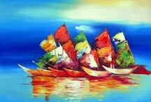 Oil Paintings / 100% Handmade Oil Paintings www.artpaintking.com.au