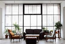 Living room / by wander and scout