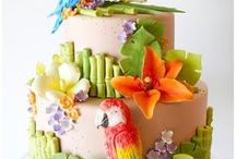 Fabulous Cakes! / Flawless, creative or themed fabulously decorated cakes.  / by skperdon