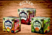 Kilner Drink Works Collection / Everything you need to brew your favourite alcoholic beverages at home. www.kilnerjar.co.uk
