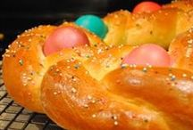 Inspirations for Easter / Easter crafts, decorations, consumables and socials. / by skperdon