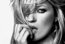 Women's posing - closeups