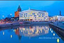 Helsinki - Finland / Photographer: Ann-Kristina Al-Zalimi