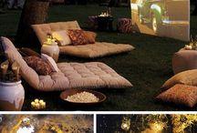 Terrace n garden