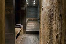 Bathroom, Bath & Sauna