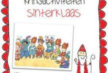 Sinterklaas / Bouwhoek sint