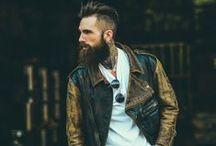 men's fashion. / An inspiration board for men's fashion.