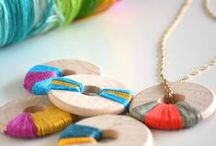 * Handmade Jewelry * / Here you'll find: handmade jewellery for kids, tweens, teens and adults * easy tutorials * creative handmade jewellery ideas ... and much more!