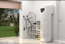 Ariston #Chauffe-eau #Garage #mestravauxavecAriston / Une sélection de chauffe-eau Ariston adaptés à un emplacement dans le garage