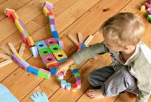 * Block Play * / Here you'll find: block play ideas * articles about block play * ideas for extending block play * block play and loose parts * construction play with blocks * learning through block play ... and so much more!