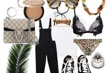 My Polyvore / My pinned polyvore sets/collections