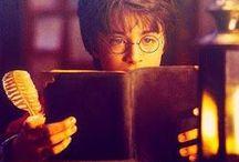 Harry Potter / Ting jeg kan lage