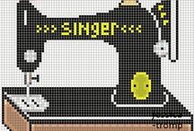 Cross Stitch / by Stella Hooper