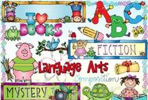 We All Teach Language! / Language Resources! Don't flood the board and add some free items or great ideas, please! Sorry, new pinners are not being accepted at this time.