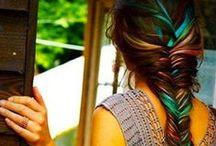 Hairstyles, Makeup and Tatoos