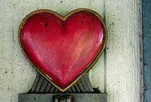 heart to heart.. <3