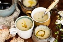 Recipes: Soups and Stews / Best soup and stews recipes to warm you up on cold day.