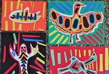 Native art projects