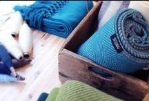 Mantas dLana* / Mantas de lana de todo tipo y color. #wool #blankets