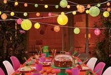 Let's Party!! / Party ideas and themes