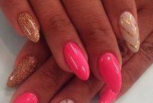 Nails, Nails, Nails / I love beautiful nails / by Shana Jones