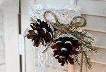 Winter/Kerst ideetjes