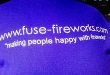 """making people happy with fireworks"""