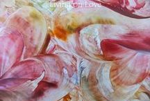 Art with a Heart / Art with a Heart, Encaustic Art, melted wax