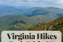 Virginia Hikes / Beautiful hikes and walks in Virginia and surrounding areas of Maryland, Virginia, Washington DC, and West Virginia. Discover your next adventure here.