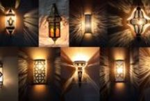 Exotic Moroccan Wall Lighting from Badia Design Inc. / Badia Design Inc. has some of the most Exotic Moroccan Wall Lighting in Los Angeles which includes brass, silver, rustic iron, antique finish and glass covered wall sconces.  Our Moroccan Wall Sconces will add flair and a touch of the Mediterranean to any room they are displayed in and some can be used indoor or out.
