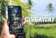 PicLab / PicLabHD Giveaways / Stay tuned for upcoming contests & giveaways by following our instagram and Facebook!  www.instagram.com/PicLab www.instagram.com/PicLab_HD www.facebook.com/piclabapp
