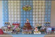 Festa Fazendinha / Ideias para decoração de festa de aniversário com o tema fazendinha.