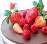Cheesecake addiction | Cheesecake verslaving / Bomvol recepten die aansluiten bij mijn niet te stoppen cheesecake verslaving.