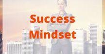 Success Mindset / Achieving a success mindset | Personal development | Personal Success | Kicking Goals