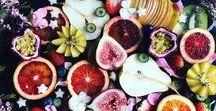 Food art / Maaltijden en voedsel omgezet tot ware kunstwerkjes.