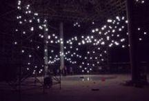 Light installation / by Zih Wei