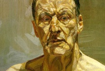 Lucian Freud / by Christopher Foley